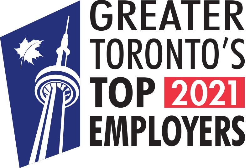 One of Greater Toronto's Top Employers