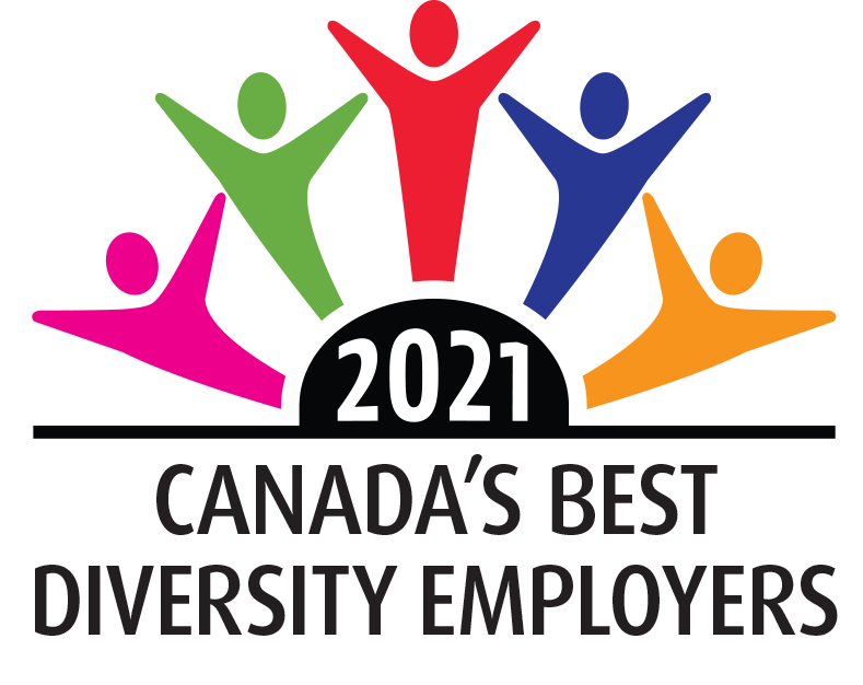 One of Canada's Best Diversity Employers