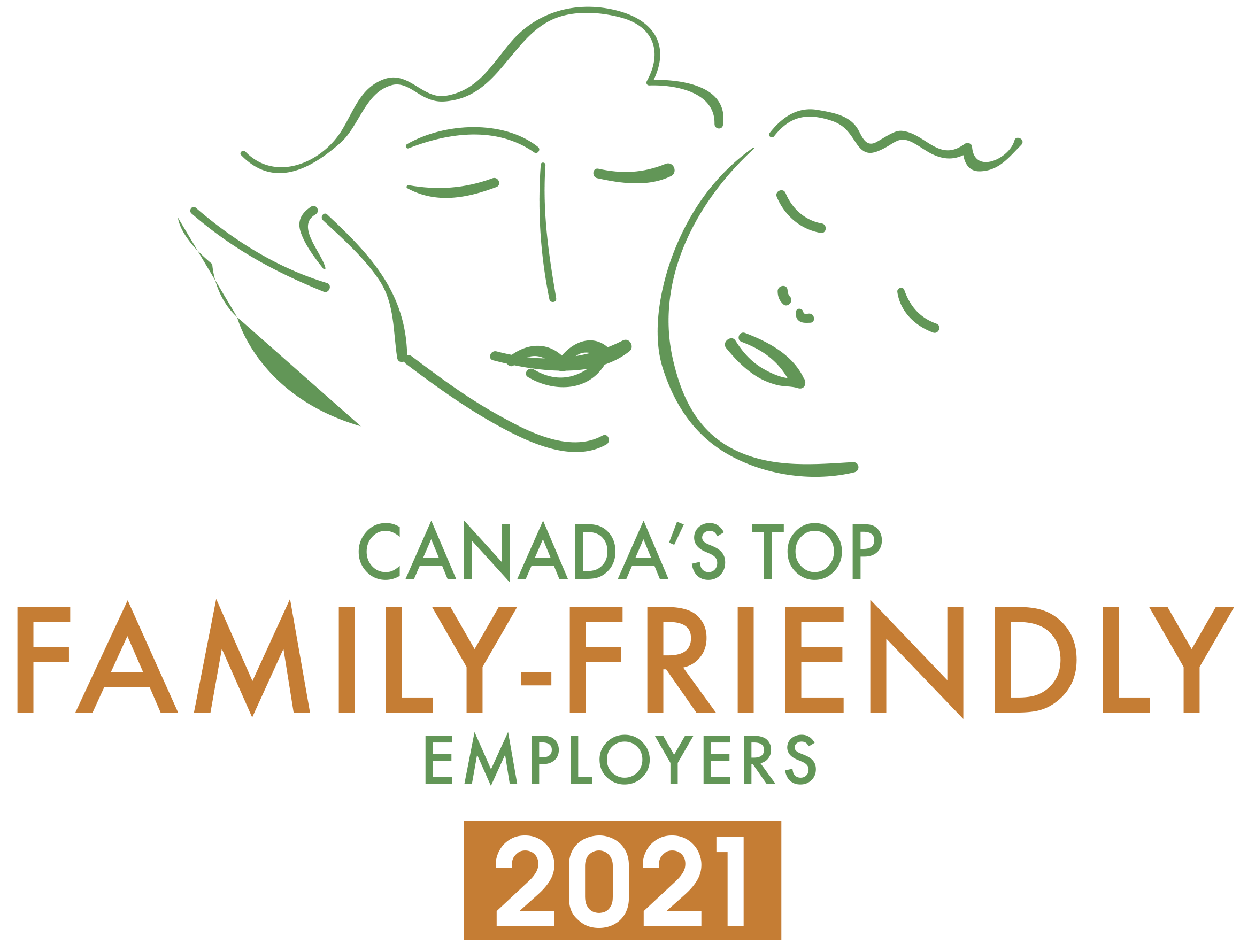 One of Canada's top family friendly employers