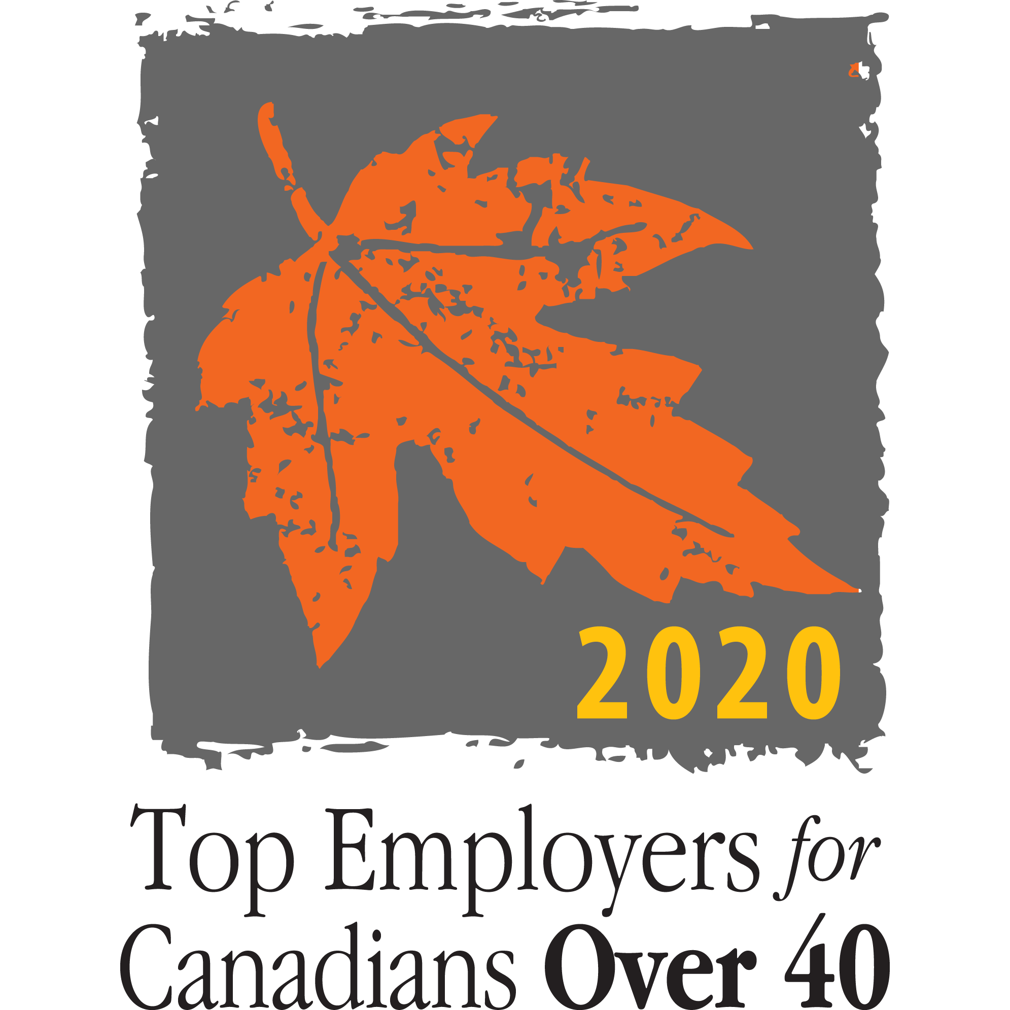 One of Canada's top employers for Canadians over 40