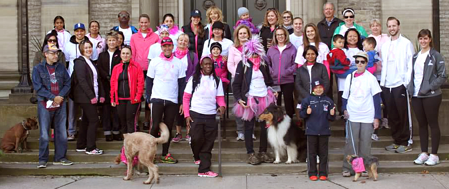 2014 Run for Cure Team