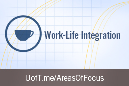 Areas of Focus and Speaking Up - Work-Life Integration Icon
